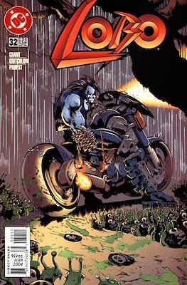 Lobo Vol. 2 (1993 - 1999 Grapa) #32