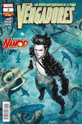Los Vengadores Vol. 4 (2011-) (Grapa) #102/3