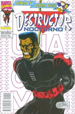 Destructor Nocturno (1994-1995) (Grapa. 17x26. 24 páginas. Color.) #10