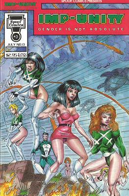 Spoof Comics Presents #0