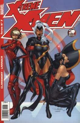 X-Treme X-Men (2002-2005) (Grapa) #7
