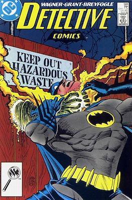 Detective Comics Vol. 1 (1937-2011; 2016-) (Comic Book) #588