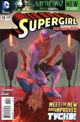 Supergirl Vol. 6 (2011-2015) (Comic Book) #13