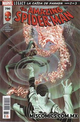 The Amazing Spider-Man (2016-2019) (Grapa) #790