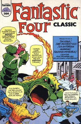 Fantastic Four Classic / Classic Fantastic Four (1993-1994) (Rústica 48 pp) #1