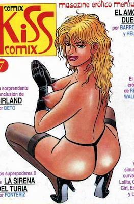 Kiss Comix #7