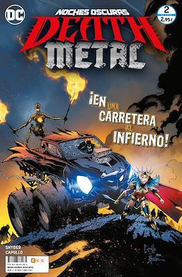Noches oscuras: Death Metal (Grapa) #2