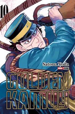 Golden Kamuy (Rústica con sobrecubierta) #10