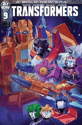 Transformers (2019) (Comic Book) #9
