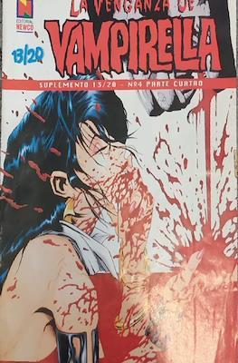 La venganza de Vampirella #4