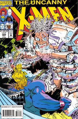 The Uncanny X-Men (1963-2011) (Comic-Book) #306