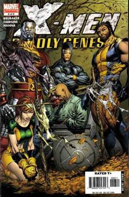 X-Men: Deadly Genesis (Grapa) #6