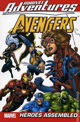 Marvel Adventures The Avengers (Trade Paperback) #1