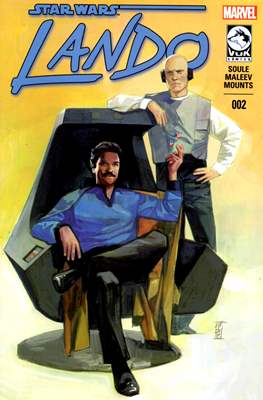 Star Wars - Lando (Grapa) #2