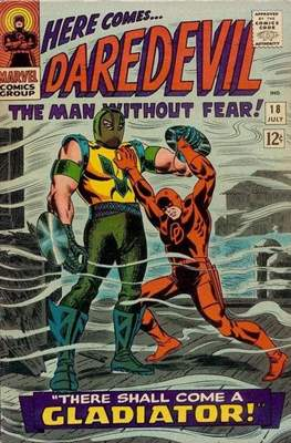 Daredevil Vol. 1 (1964-1998) (Comic Book) #18