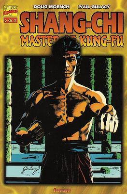 Shang-Chi. Master of Kung-Fu (Rústica 112-128 páginas) #3