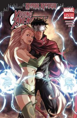 Dark Reign: Young Avengers (Comic-book) #4