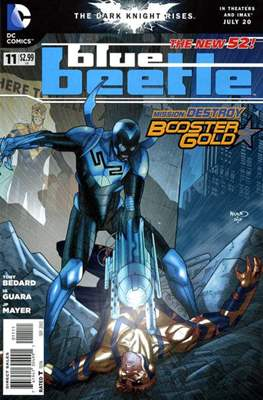 Blue Beetle Vol.9 New 52 #11