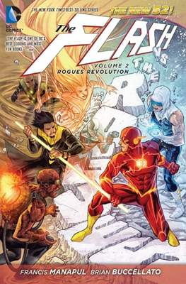 The Flash Vol. 4 (2011-2016) (Hardcover) #2