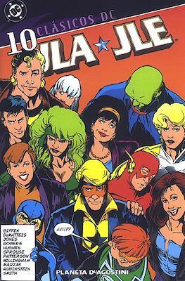 JLA / JLE. Clásicos DC #10
