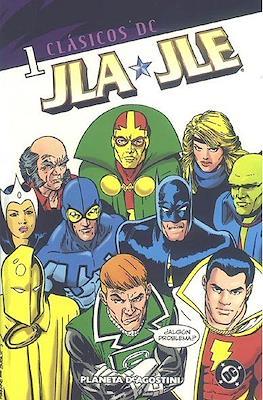 JLA / JLE. Clásicos DC #1