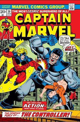 Captain Marvel Vol. 1 #30