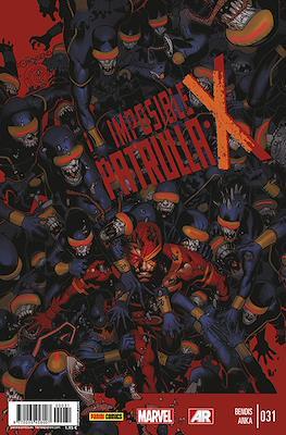 La Imposible Patrulla-X / La Patrulla-X Oro (2012-) (Grapa) #31