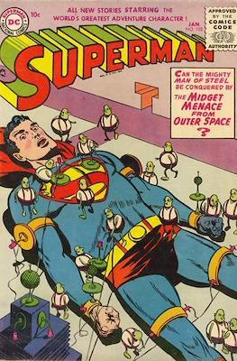 Superman Vol. 1 / Adventures of Superman Vol. 1 (1939-2011) (Comic Book) #102