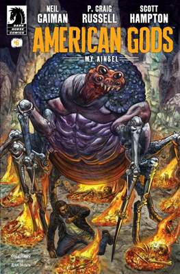 American Gods: My Ainsel (Comic Book) #6