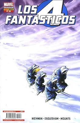 Los 4 Fantásticos / Los Cuatro Fantásticos Vol. 7 (2008-) #35
