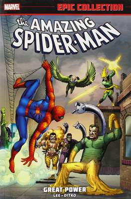 The Amazing Spider-Man Epic Collection (Softcover) #1