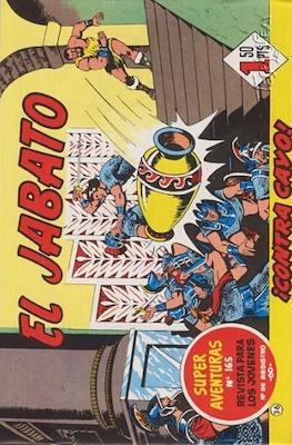 El Jabato. Super aventuras #36