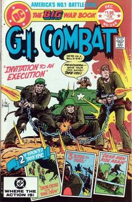G.I. Combat (grapa) #248