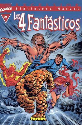 Biblioteca Marvel: Los 4 Fantásticos (1999-2001) (Rústica 160 pp) #21