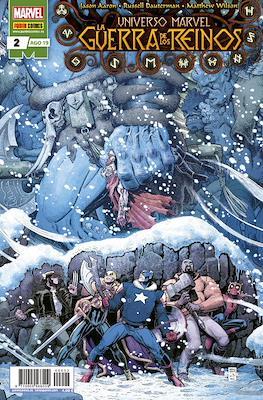 Universo Marvel: La Guerra de los Reinos (Grapa 48 pp) #2