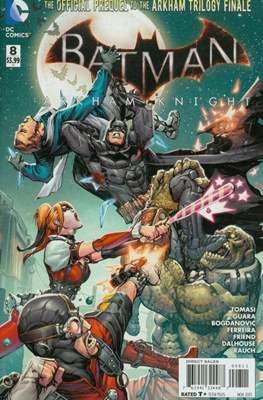 Batman Arkham Knight (Grapa) #8