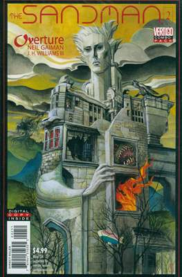 The Sandman: Overture (Variant Covers) (Comic book) #2.2