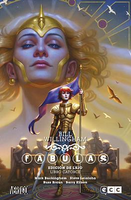 Fábulas - Edición de lujo (Cartoné) #14