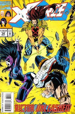 X-Force Vol. 1 (1991-2002) (Comic Book) #34