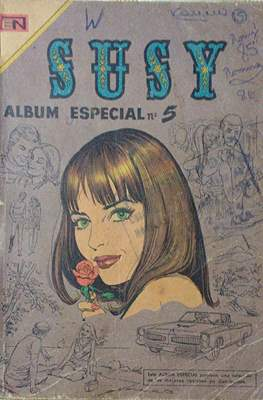 Susy Álbum Especial (Grapa 64-128 pp) #5