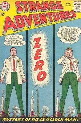 Strange Adventures (Comic Book) #162