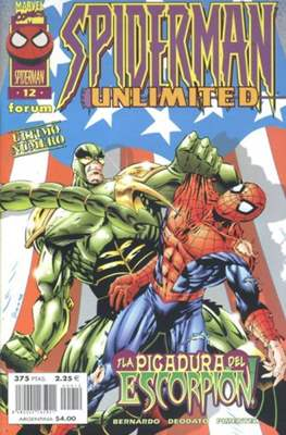 Spiderman Unlimited (1996-1999) (Grapa) #12