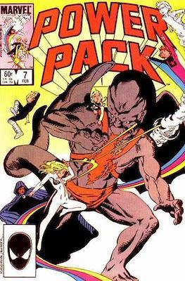 Power Pack (1984-1991; 2017) (Grapa) #7