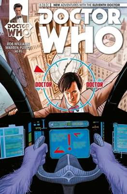 Doctor Who: The Eleventh Doctor (Comic Book) #7