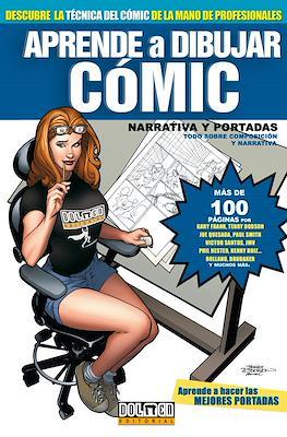 Aprende a dibujar cómic (Rústica 128 pp) #6