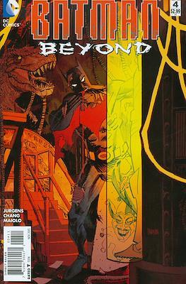 Batman Beyond (Vol 5 2015-2016) #4