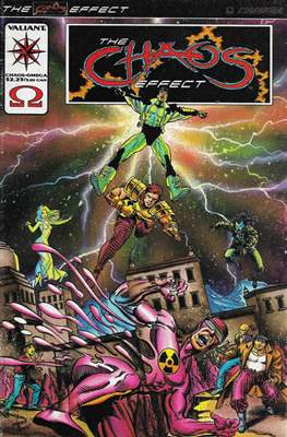 The Chaos Effect (Comic Book) #2