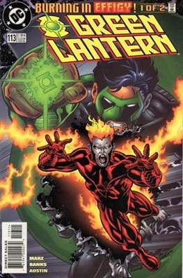 Green Lantern Vol. 2 (1990-2004) (Comic-Book) #113