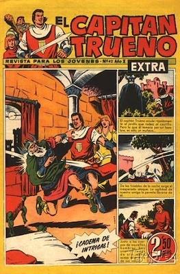 El Capitán Trueno Extra (Grapa, 40 páginas (1960-1968)) #42