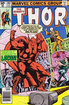 Journey into Mystery / Thor Vol 1 (Comic Book) #302